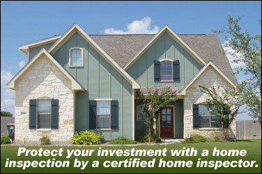 Home Inspections in Kyle